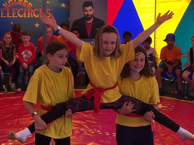 Zirkusferiencamp Kölner Jugendpark